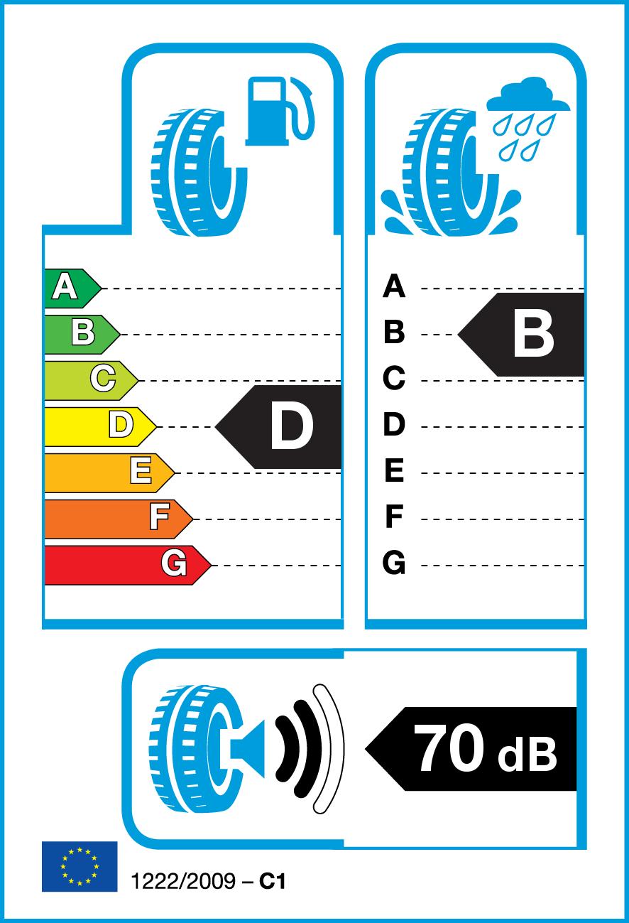 Summer Tyre Uniroyal RainExpert 3 135/80R13 70 T
